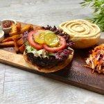 The Nourish Burger