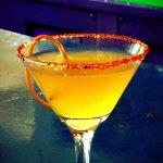 Firestarter Martini