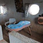 Inside the Bedrock City jail