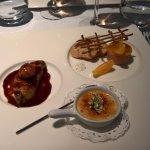 Trilogie foie gras