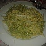 Pesto e pecorino
