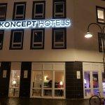 Koncept Hotel Zum kostbaren Blut Photo