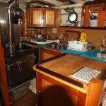 Piraeus kitchen
