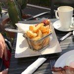 Refuel Cafe Bar Foto