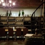 Reserve Wine Storage