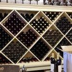 Wine Sales Racks