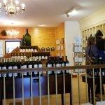 Wine Sales Room