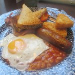 You can't go wrong with this !.....A Traditional Breakfast.....