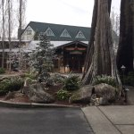 Barking Frog entrance