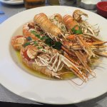 Roasted Langoustines