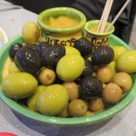 Side Order of Mixed Olives