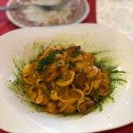 Amazing pasta