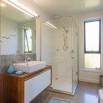 Blue Studio bathroom
