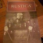 Rustica Prague - Pizzeria Image