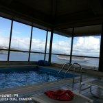 La piscina en el hotel