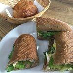 Brie Sandwich