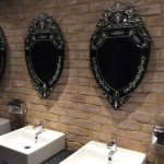 Nice restrooms