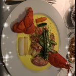 Main course lobster