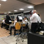 Music whilst you eat on Thursday - Dynamic Brass