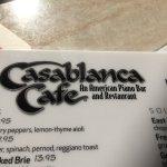 Casablanca Cafe Photo