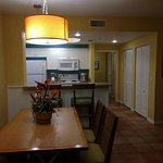 dinette area, kitchen