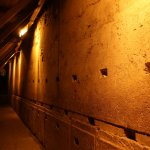 Tunnels behind the Western Wall