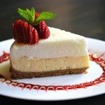 Seasonal Cheese Cake