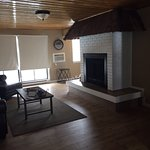 Great overnight stay-too short! The Lodge is renovated - suite had a nice kitchen, large bathroo