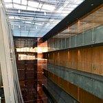 Fünfter Stock und Freiraum