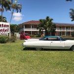 Yamba Aston Motel resmi