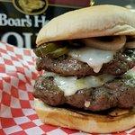The Winnebago Burger