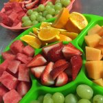Kids Party Fruit Platters