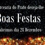 Encerrado para férias de Natal, reabrimos dia 28 Dezembro,Boas Festas
