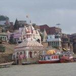 Paseando por el Ganges