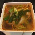 Tom Yum Gum soup
