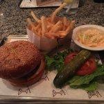 Burger Bar Photo