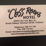The Classroom Hotel Photo