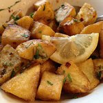 Potato Coriander