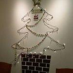 クリスマスバージョン店内