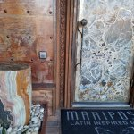 Onyx doorway ~ turn around and look back of daylight outside