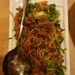 Shan Style chicken salad