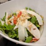Very nice garden salad
