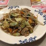 野菜炒め (2017/12/23)