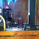 Funny looking DJ.