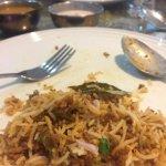Special Mutton Keema Biryani