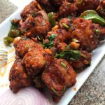 Gobi 65 Andhra Style ( Spicy )