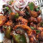 Gobi Manhucian Dry ( Spicy )