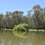 Scerene river scenes
