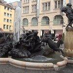 Hans-Sachs-Brunnen