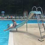 Otter Lake Camp Resort Foto
